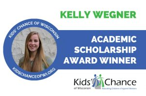 kidschanceofwisconsin-scholarship-award-kelly-wegner