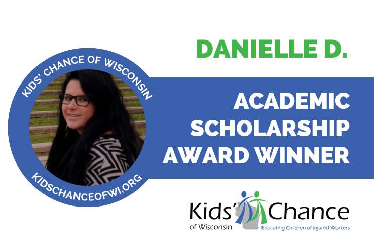 kidschanceofwisconsin-scholarship-award-danielle-d