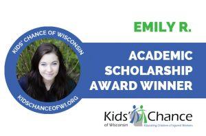 kidschanceofwisconsin-scholarship-award-emily-r