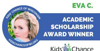 kidschanceofwisconsin-scholarship-award-eva-c